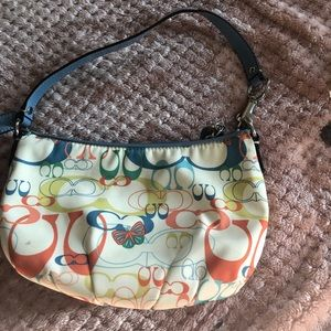 Coach purse (mini)